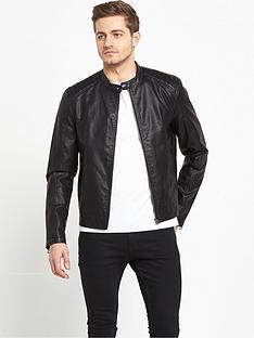 jack-jones-originals-black-biker-jacket