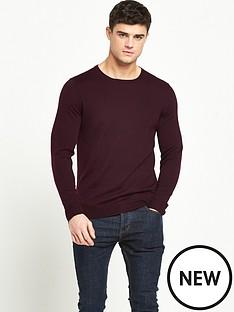 jack-jones-premium-jack-and-jones-premium-mark-merino-wool-crew-neck