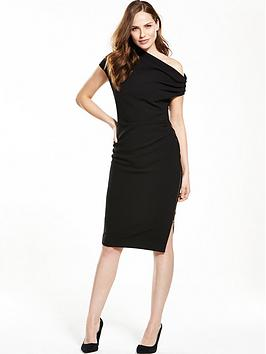 v-by-very-crepe-asymmetric-one-shoulder-dress