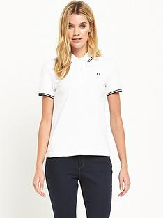 fred-perry-twin-tipped-shirt-white