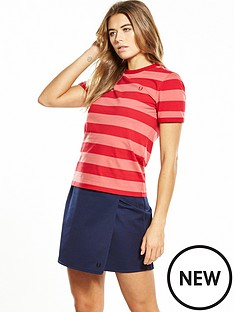 fred-perry-tonal-stripe-ringer-t-shirt-england-red