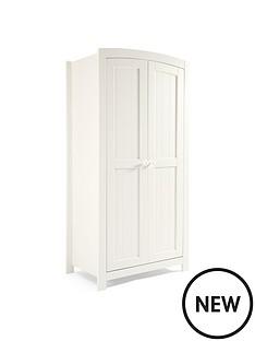 mamas-papas-hayworth-wardrobe--white