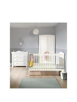 mamas-papas-hayworth-cot-bed-dresser-amp-wardrobe-ivory