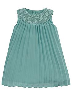 mamas-papas-baby-girls-pleated-lace-collar-dress