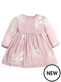 mamas-papas-baby-girls-lace-smock-dress