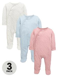 mamas-papas-baby-girls-sleepsuit-set-3-piece