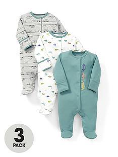 mamas-papas-baby-boys-sleepsuit-set-3-piece
