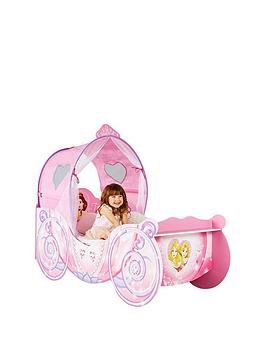 disney-princess-carriage-toddler-bed