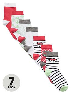 v-by-very-girls-fashion-socks-7-pack