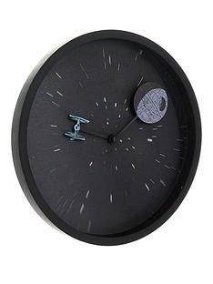 star-wars-lenticular-wall-clock