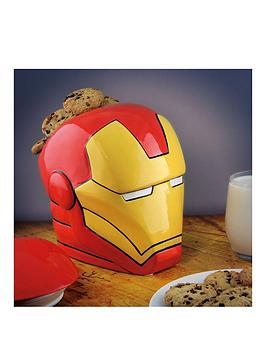 iron-man-cookie-jar