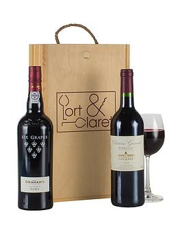virginia-hayward-port-amp-claret-gift-set