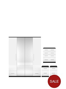 cologne-gloss-4-piece-package-4-door-2-drawer-mirrored-wardrobe-4-drawer-chest-2-bedside-cabinets-buy-and-save
