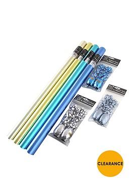 28-piece-metallic-gift-wrap-bundle