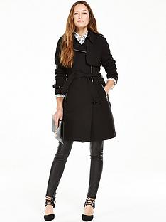 v-by-very-biker-trench