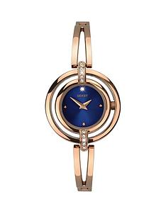 seksy-black-face-rose-tone-ladies-watch