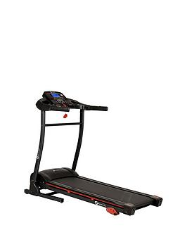 Dynamix T200D Foldable Motorised Treadmill With Manual Incline