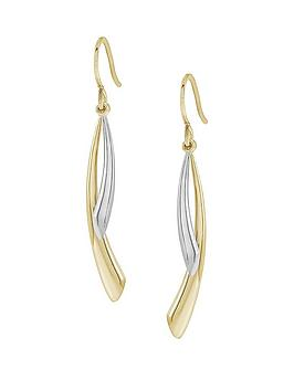 love-gold-9ct-gold-drop-earrings-with-white-rhodium-highlights