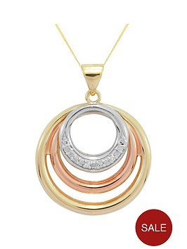 love-gold-9ct-gold-ring-pendant-with-white-and-rose-highlights