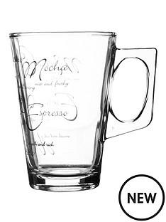 ravenhead-ravenhead-script-latte-mugs-30cl-set-of-4