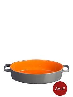 mason-cash-hacienda-30cm-oval-dish