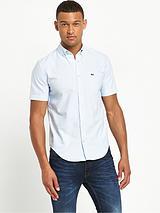 Sportswear Short Sleeve Classic Oxford Shirt