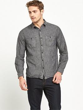Denim & Supply  Ralph Lauren Ralph Lauren 2 Pocket Denim Shirt