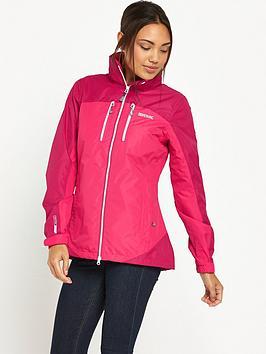 Regatta Calderdale Ii Waterproof Jacket  Pink