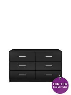 prague-high-gloss-3-3-drawer-chest