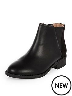 river-island-girls-flat-chelsea-boots