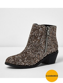 river-island-girls-glitter-western-boots