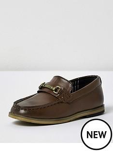 river-island-mini-boys-snaffle-loafer
