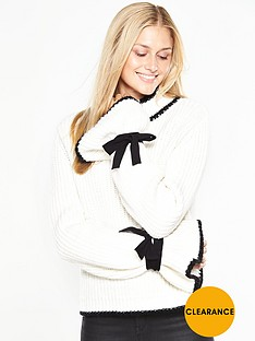 v-by-very-tie-sleeve-jumper-with-contrast-tippingnbsp