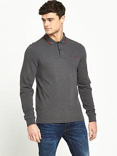 fred-perry-original-twin-tipped-long-sleeve-polo