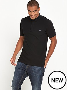 fred-perry-tonal-textured-polo