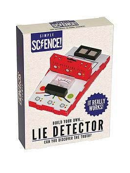 Very Build Your Own Lie Detector Picture