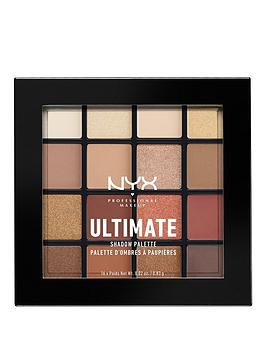 NYX Professional Makeup Nyx Professional Makeup Ultimate Shadow Palette  ... Picture