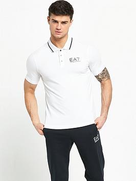emporio-armani-ea7-logo-polo-shirt