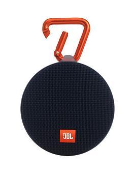 jbl-clip2-ipx7-waterproof-portable-bluetooth-speaker-with-carabiner-black