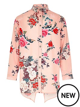 river-island-girls-pink-floral-print-shirt