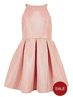 river-island-girls-sparkly-pink-pleated-prom-dress