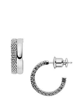 skagen-elinnbspmesh-hoop-earrings