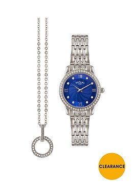 rotary-rotary-blue-dial-stainless-steel-bracelet-ladies-watch