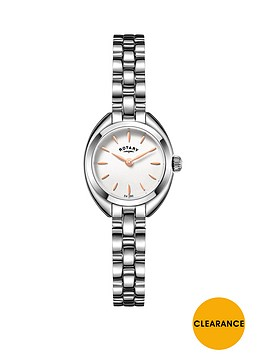 rotary-rotary-petite-white-dial-silver-tone-bracelet-ladies-watch