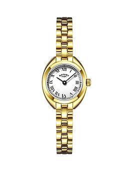 rotary-rotary-petite-white-dial-gold-tone-bracelet-ladies-watch