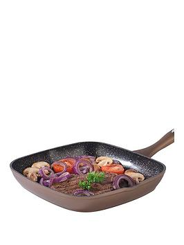 salter-bronze-marble-28cm-grill-pan