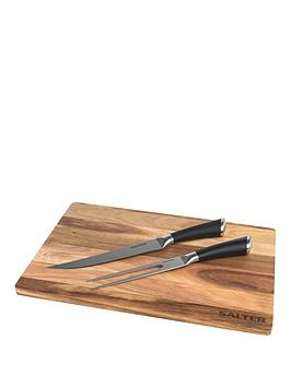 salter-salter-elegance-2-piece-set-chopping-board-and-carving-set