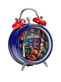 spiderman-mini-twin-bell-alarm-clock