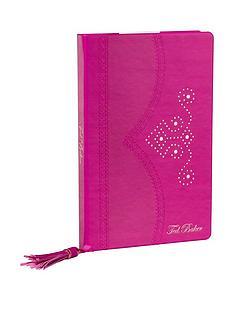 ted-baker-purple-brogue-notebook