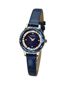 sekonda-blue-dial-blue-leather-strao-ladies-watch